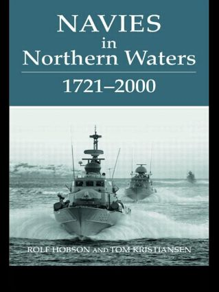 Navies in Northern Waters book cover