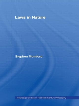 Laws in Nature (Paperback) book cover