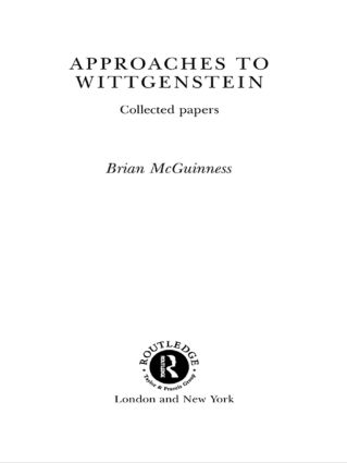Approaches to Wittgenstein: 1st Edition (Paperback) book cover