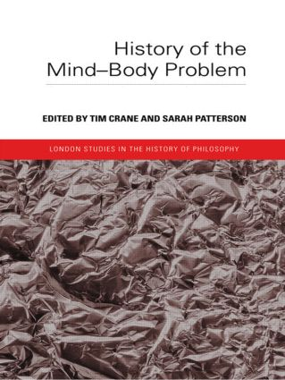 History of the Mind-Body Problem