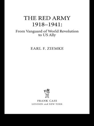 The Red Army, 1918-1941