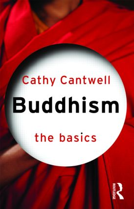 Buddhism: The Basics: 1st Edition (Paperback) book cover