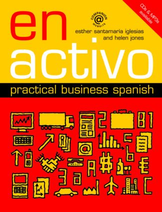 En Activo: Practical Business Spanish: 1st Edition (Paperback) book cover