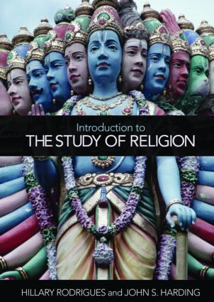 Introduction to the Study of Religion (Paperback) book cover