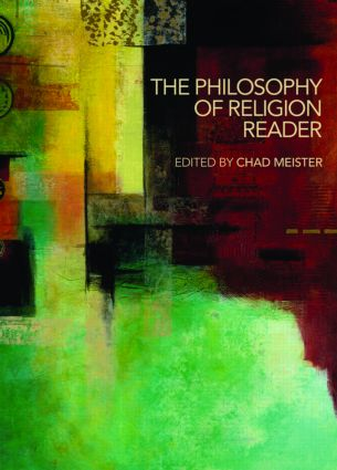 The Philosophy of Religion Reader (Paperback) book cover