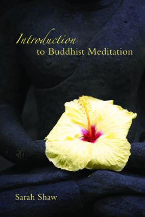 Introduction to Buddhist Meditation: 1st Edition (Paperback) book cover