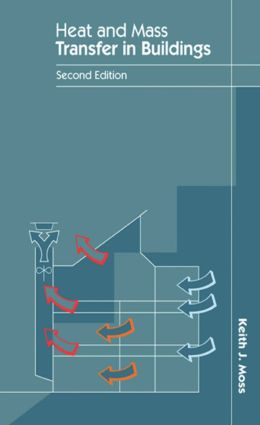 Heat and Mass Transfer in Buildings (Paperback) book cover