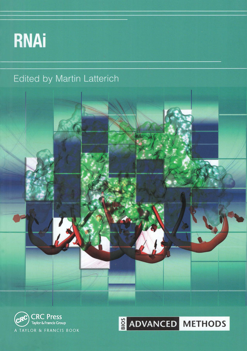 RNAi: 1st Edition (Paperback) book cover