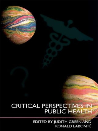 Critical Perspectives in Public Health