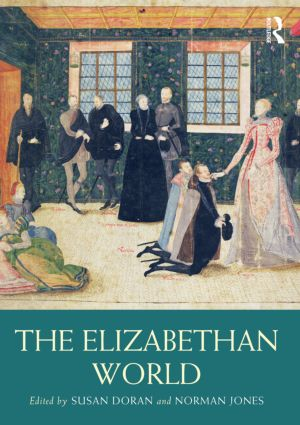 The Elizabethan World (Hardback) book cover