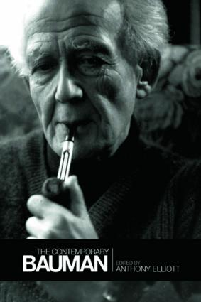 The Contemporary Bauman: 1st Edition (Paperback) book cover