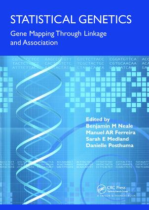 Statistical Genetics: Gene Mapping Through Linkage and Association, 1st Edition (Paperback) book cover