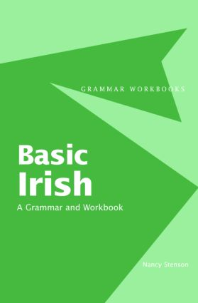Basic Irish: A Grammar and Workbook (Paperback) book cover