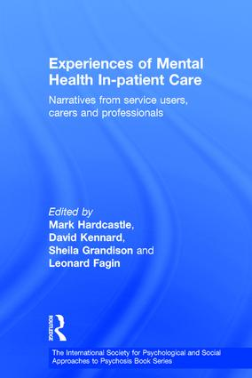 Experiences of Mental Health In-patient Care