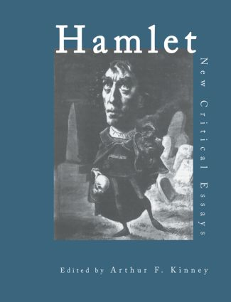 Hamlet: Critical Essays (Paperback) book cover