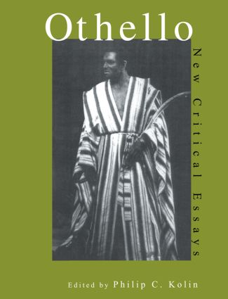 Othello: Critical Essays (Paperback) book cover