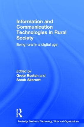 Information and Communication Technologies in Rural Society book cover