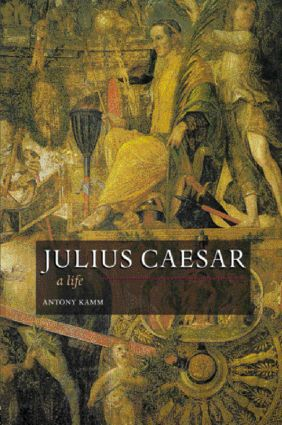 Julius Caesar: A Life (Paperback) book cover