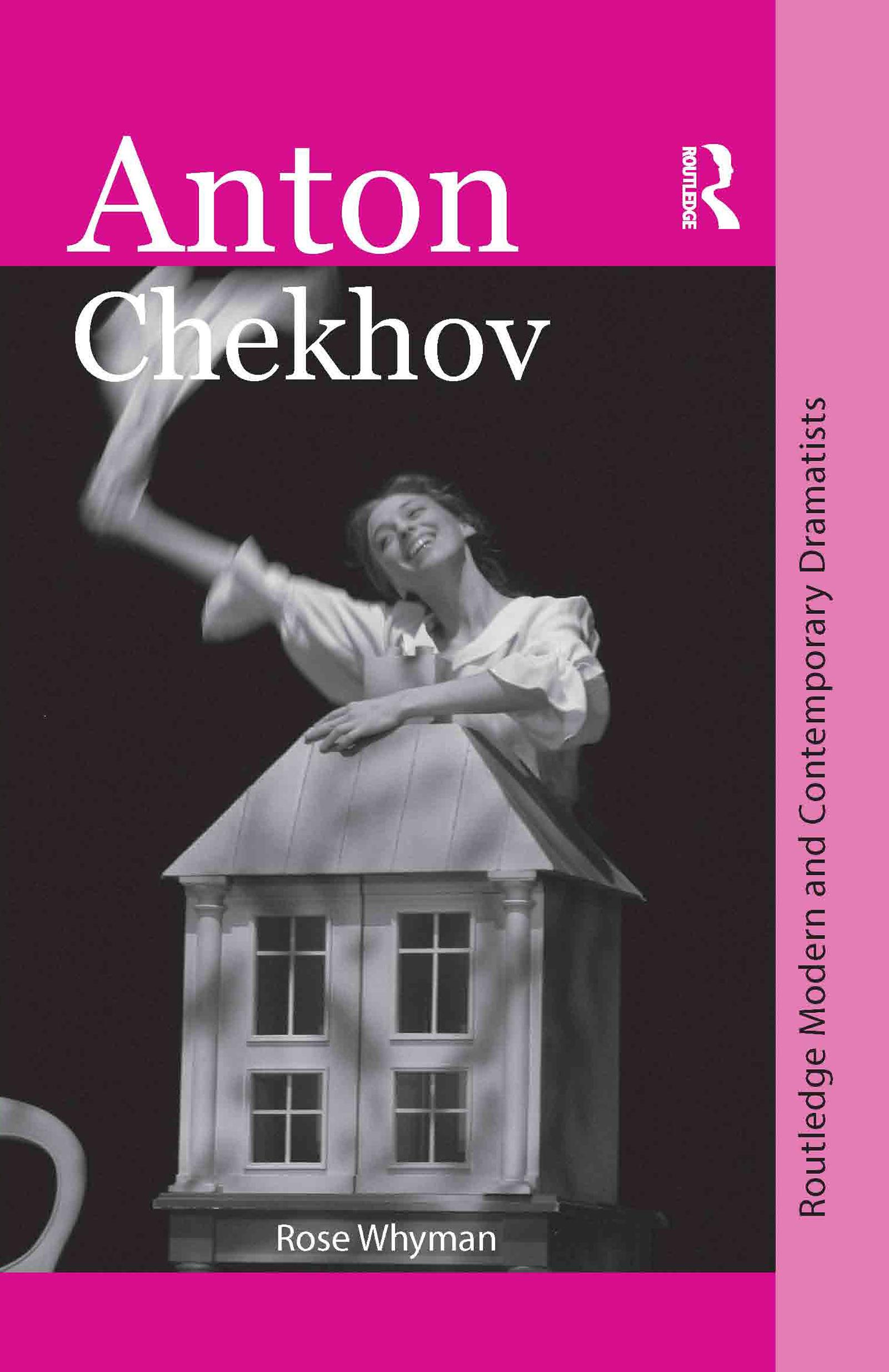 Anton Chekhov (Paperback) book cover