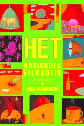 HET Basisboek Filosofie: 2nd Edition (Paperback) book cover