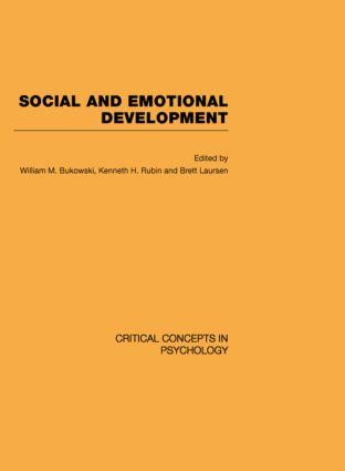 Social and Emotional Development (Hardback) book cover