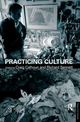 Practicing Culture: 1st Edition (Paperback) book cover