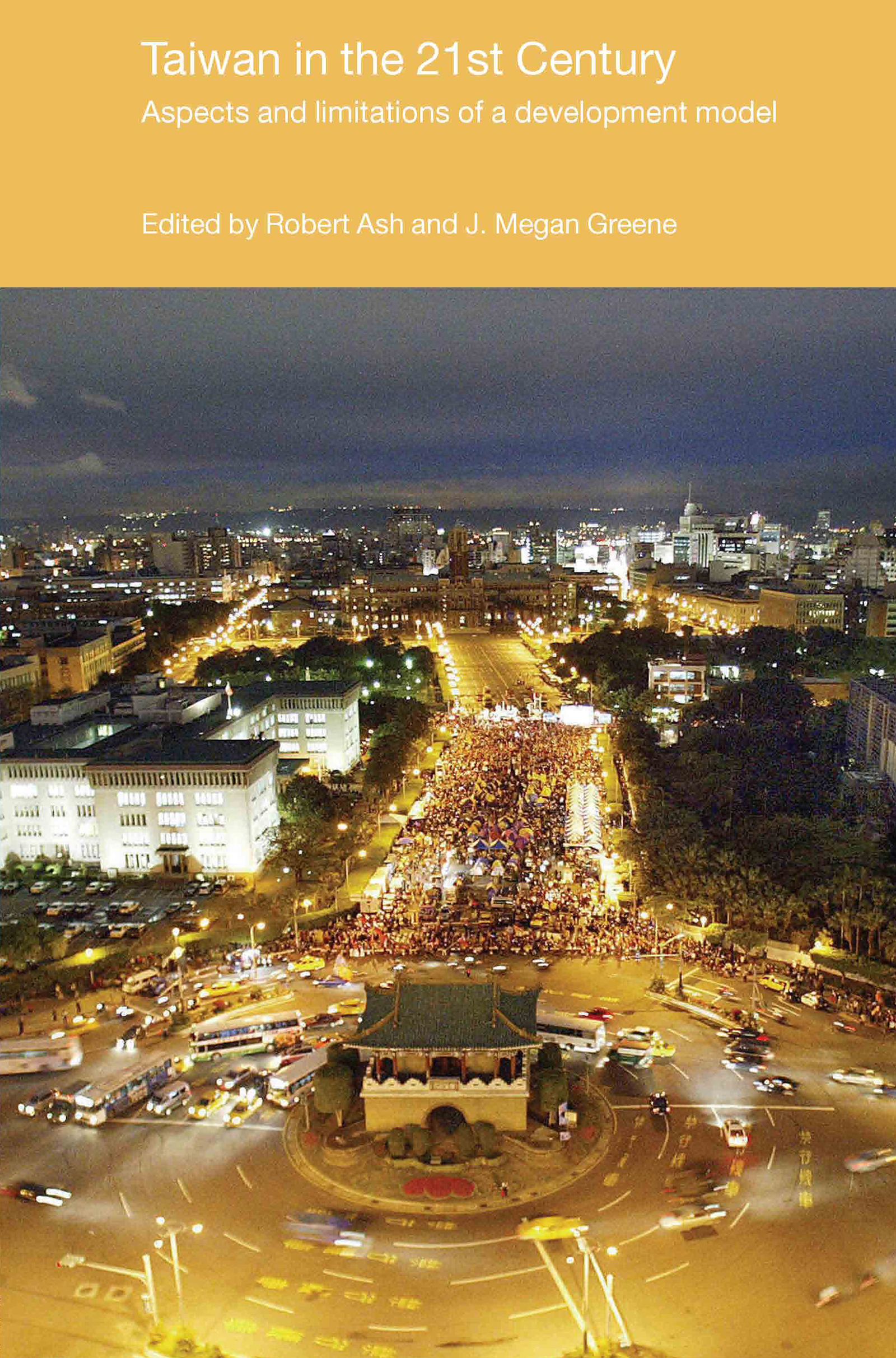 Taiwan in the 21st Century: Aspects and Limitations of a Development Model (Hardback) book cover