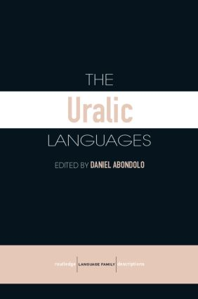 The Uralic Languages (e-Book) book cover