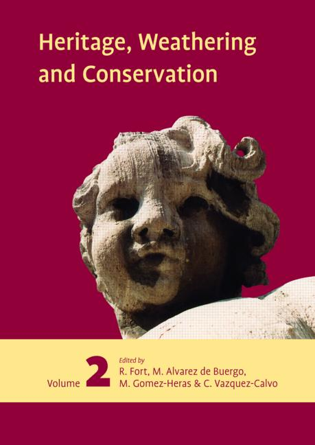 Heritage, Weathering and Conservation, Two Volume Set: Proceedings of the International Heritage, Weathering and Conservation Conference (HWC-2006), 21-24 June 2006, Madrid, Spain, 1st Edition (Hardback) book cover