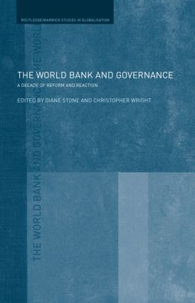 The World Bank and Governance: A Decade of Reform and Reaction book cover