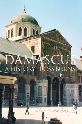 Damascus: A History book cover