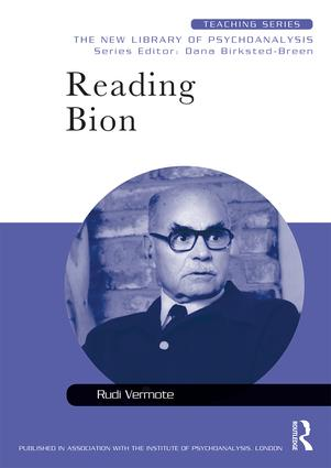 Reading Bion: 1st Edition (Paperback) book cover