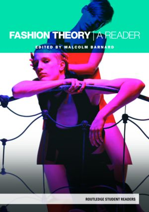 Fashion Theory: A Reader (Paperback) book cover