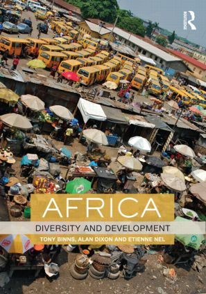 Africa: Diversity and Development, 1st Edition (Paperback) book cover