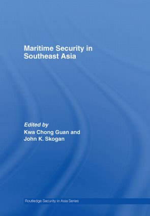 Maritime Security in Southeast Asia (Hardback) book cover