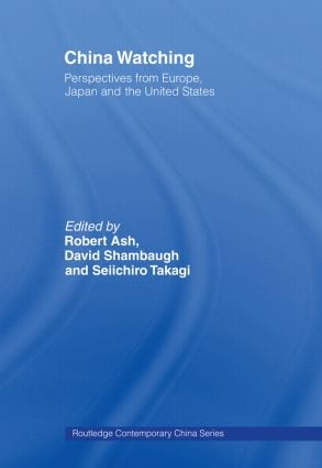 Studies of Chinese Politics in the United States