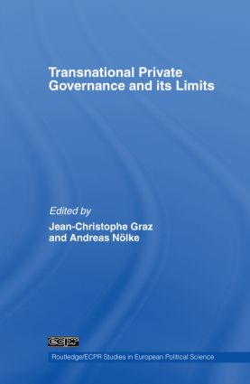 Transnational Private Governance and its Limits (Hardback) book cover