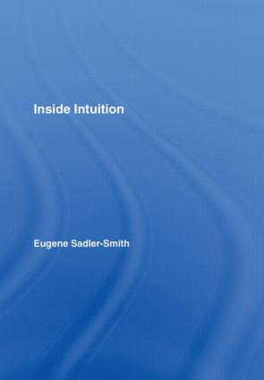 Inside Intuition: 1st Edition (Hardback) book cover