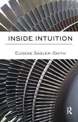 Inside Intuition (Paperback) book cover