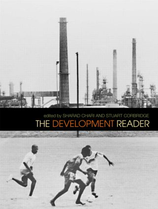 The Development Reader (Paperback) book cover