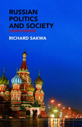 Russian Politics and Society book cover