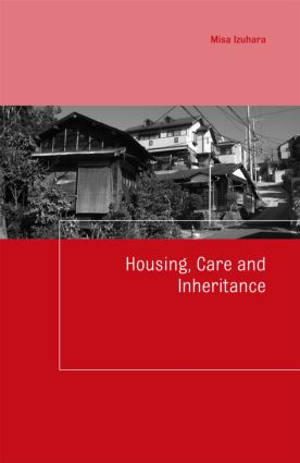 Housing, Care and Inheritance (Hardback) book cover