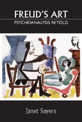 Freud's Art - Psychoanalysis Retold: 1st Edition (Paperback) book cover