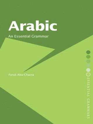 Arabic: An Essential Grammar