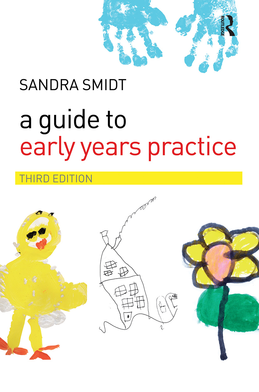 A Guide to Early Years Practice: 3rd Edition (Paperback) book cover