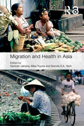 Migration and Health in Asia (Paperback) book cover