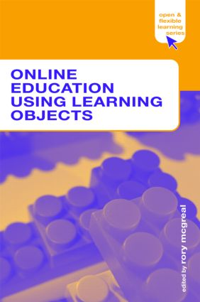 Online Education Using Learning Objects: 1st Edition (Paperback) book cover