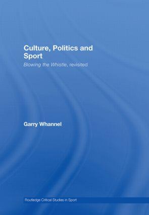 Culture, Politics and Sport
