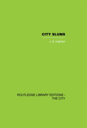 City Slums: A Political Thesis (Hardback) book cover