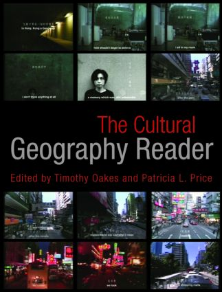 The Cultural Geography Reader (Paperback) book cover